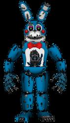 Nightmare T.Bonnie by hibridofazber