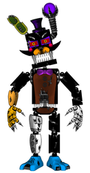 Nightmare H by hibridofazber