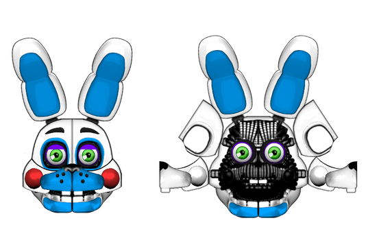 Funtime T.Bonnie by hibridofazber