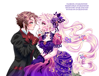Senedin and Carrie by Engel-und-Tod