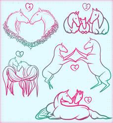 Valentine YHH - Closed! by Razalin