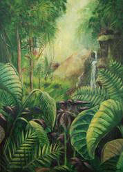 Jungle by Maiwen