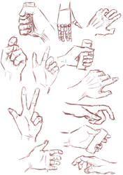 Hands by K-J-Verty