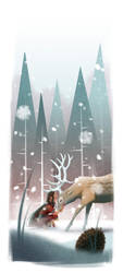 Winter is coming by phlox-G