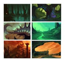 Environment Studies by ThranTantra