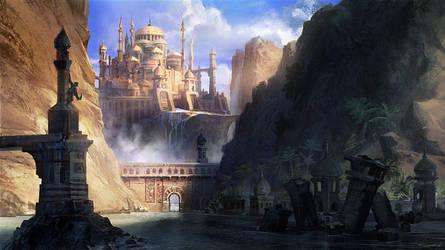 Palace by NURO-art