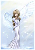 Angel of mine by Veldalis
