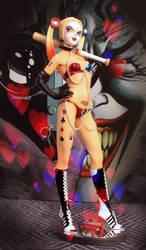 Kinky L'il Harley1 by sparkvark