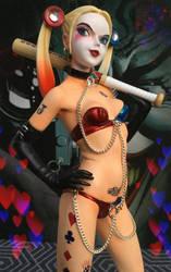 Kinky L'il Harley4 by sparkvark