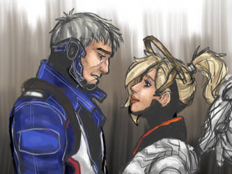 Mercy76 - See You After The Mission by beeyoungkah