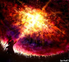 Hail the Sun by Spiritleaf7