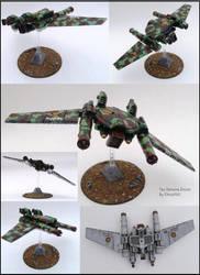 Tau Remora Drone by Elmo9141