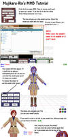 How To Use MMD - The Basics by Majikaru-Rin