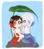 ~Rainy Days~ by Majikaru-Rin
