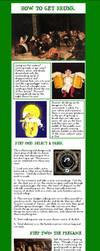 Tutorial: How to Get Drunk by lhiannan