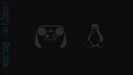 Gaming On Linux Wallpaper 2 by codyaj1995