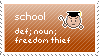 School Stamp by Infinite-Carousel