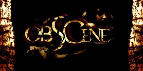 Obscene Banner by Upierz