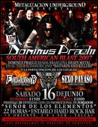 Dominus Praelii South American Blast 2007 by Upierz