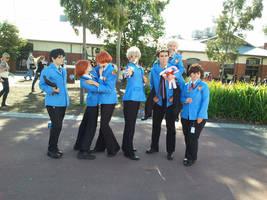 Meet the boys. by SasukeAVENGED
