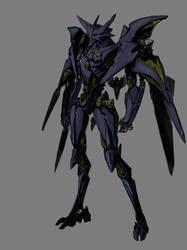 Black Devil by zerow0