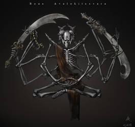 Bone Avalokitesvara by zerow0