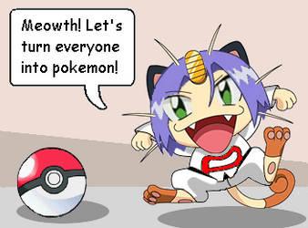 Pokemon Surprise 4 by plushdragon