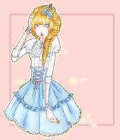 +True Princess+ by BloodyPhoenix