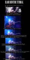 Slash sig tutorial by Marcus-LeCoy