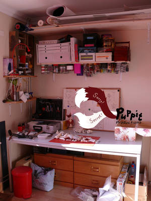 Studio by PuppitProductions