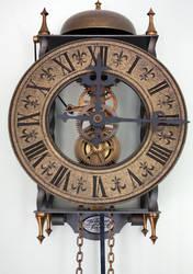 Antique Steampunk Clock -3- by LeafsStock