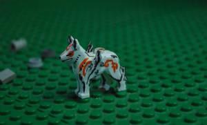 LEGO Okami by FawfultheLEGO