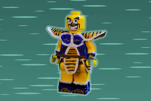 Lego Nappa by FawfultheLEGO