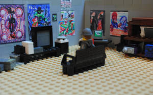 The setting of my next Stop Motion Project by FawfultheLEGO