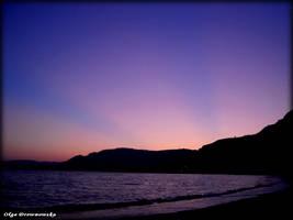 sunset cinema by Rivenna