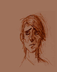Silent Hill AU: Glass Joe by moodyblues
