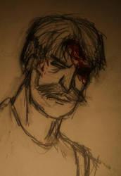 Silent Hill AU: Von Kaiser by moodyblues