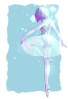 Blue Pearl by kateheichou