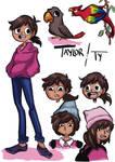 Taylor (Ty) by AlecsisArtNWords
