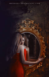 mirror mirror on the wall... by meroro2