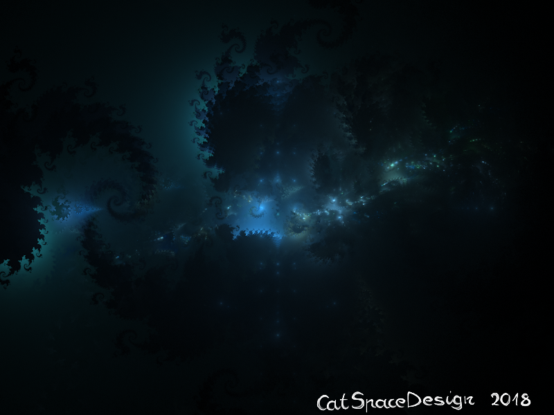 Space Sky by CatSpaceDesign
