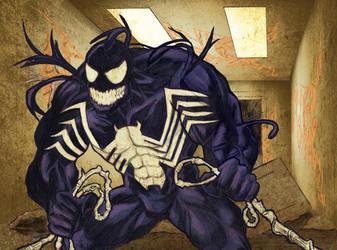 Venom redone by Dreee
