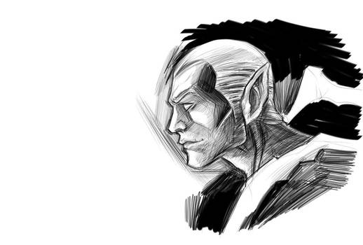 Make Side Profile Different By Drawing Elf Ears By Dreee On Deviantart