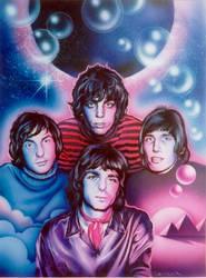 Pink Floyd by JSaurer