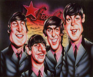 Beatles 'Star Club' by JSaurer