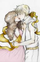 Eros and Psyche -- DHr by crazypinch