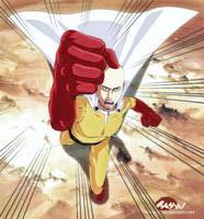 One Punch Man by M4W006