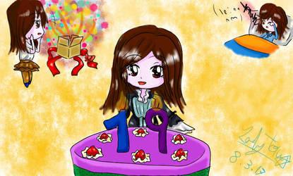 My Birthday: 19th by LadyTau