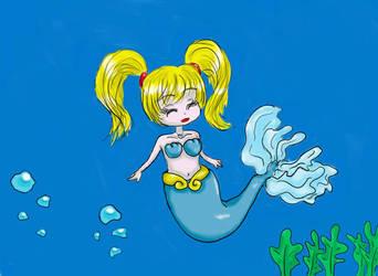 Mermaid by LadyTau
