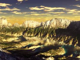 Frozen Mirage by HeedingTheCall